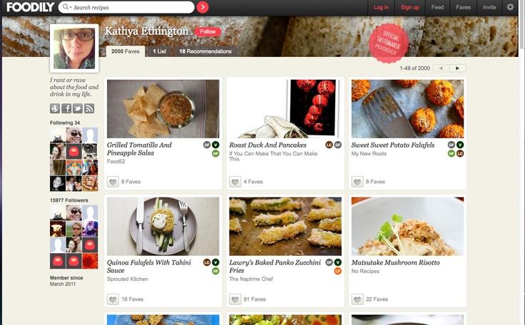 http://www.foodily.com