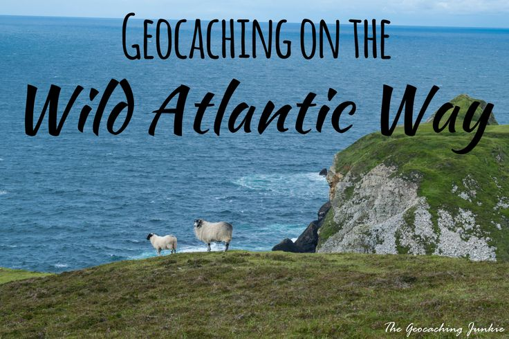 A fantastic way to discover the Wild Atlantic Way in Donegal Ireland - geocaching!