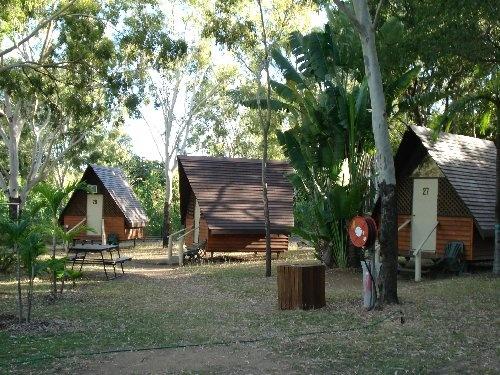 Wooden Bungalow     Local: Australia, Magnetic Island