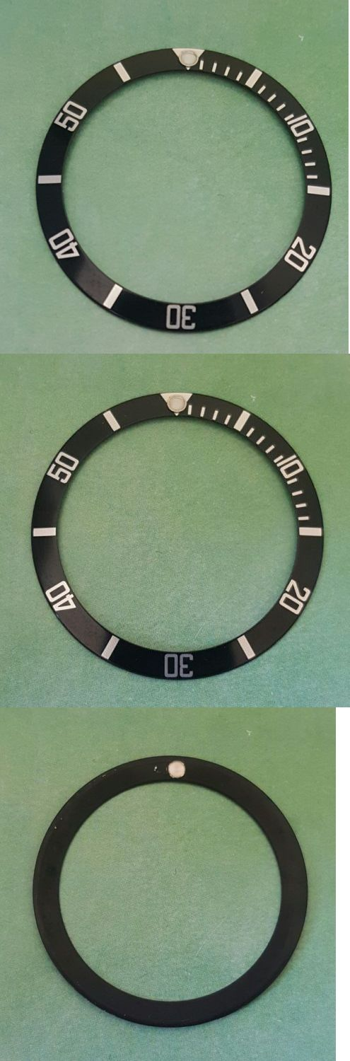 Bezels and Inserts 57714: Genuine Used Rolex Insert Models 14060, 14060M Etc. BUY IT NOW ONLY: $149.95