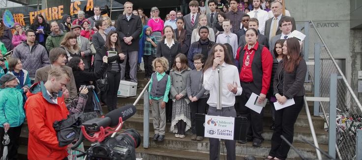 Court ruling: youth may hold their government accountable for global warming. Maybe the kids do stand a chance!!  http://motherboard.vice.com/read/kids-win-the-right-to-sue-the-us-government-over-climate-change #XiuhtezcatlMartinez, a 16-year-old plaintiff/activist