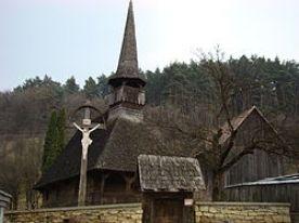 Biserica de lemn din Someşul Rece