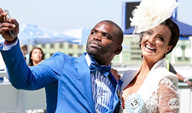 L'Ormarins Queen's Plate at Kenilworth Racecourse.  Don your blue and white for one of the most high-profile highlights of the horse racing calendar!  http://www.capetownmagazine.com/queens-plate