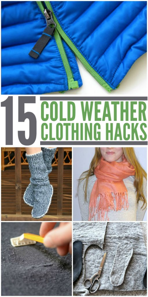 Winter Clothing Hacks: Stay Warm in Snowy Weather