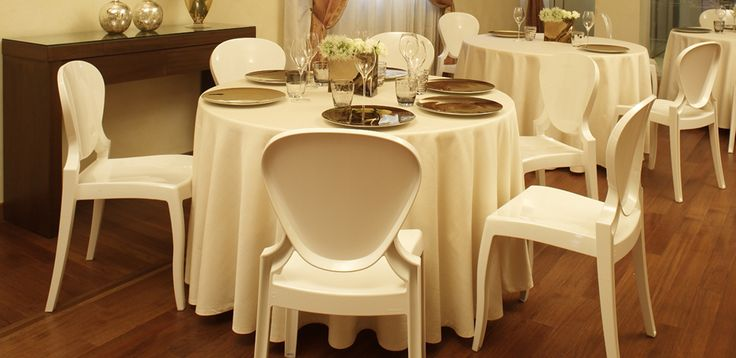Cadeiras Design Queen por Pedrali, design Dondoli Pocci