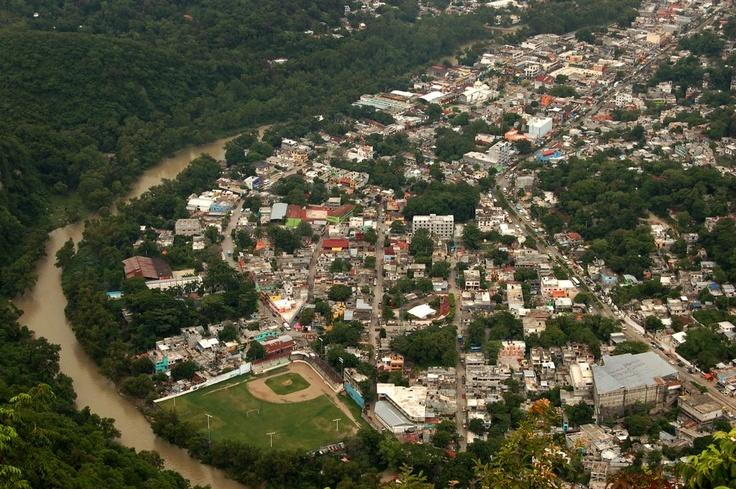 Tamazunchale, San Luis Postosí, Mexico