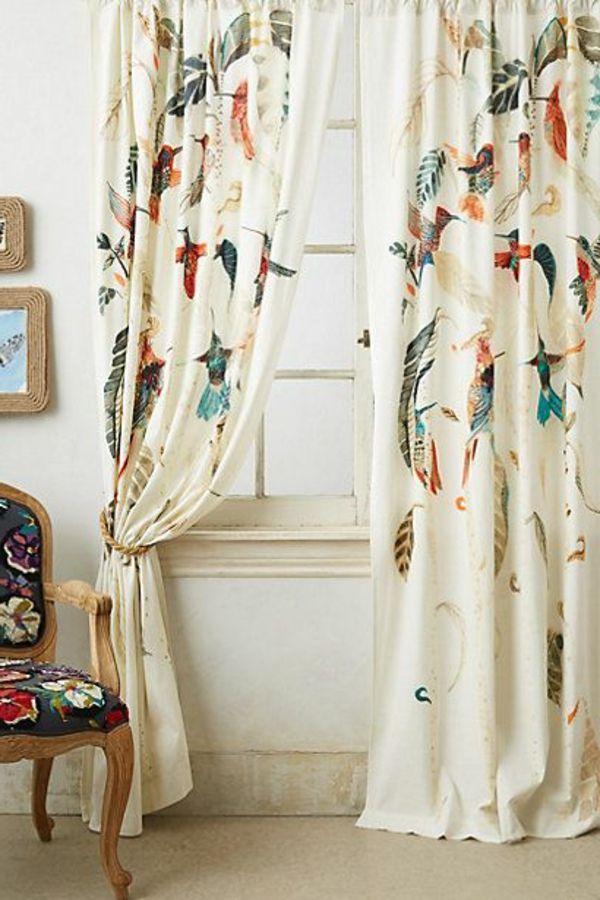 de 20 b sta id erna om gardinen dekorationsvorschl ge p. Black Bedroom Furniture Sets. Home Design Ideas