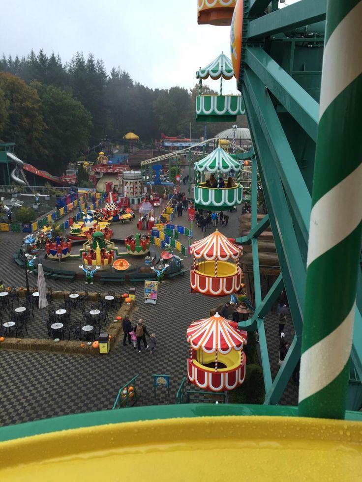 Family Amusement Park Koningin Juliana Toren - Apeldoorn, The Netherlands