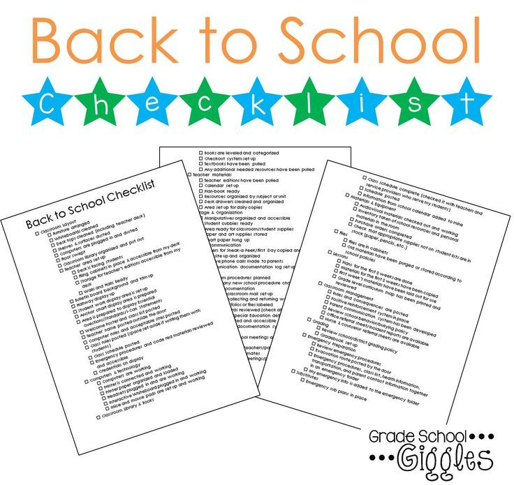 Classroom Design Checklist ~ Best images about back to school freebies on pinterest