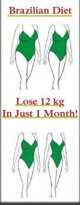 Another hour!A MUST TRY BRAZILIAN DIET  LOSE 12 KG IN 1 MONTH!!!!