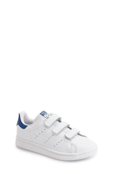 adidas \u0027Stan Smith\u0027 Sneaker (Walker, Toddler, Little Kid \u0026 Big Kid