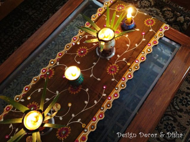 46 best diwali party inspiration and ideas images on for Art and craft for diwali decoration