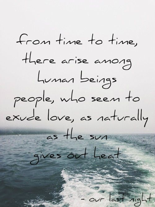 sunrise our last night quotes - Google Search