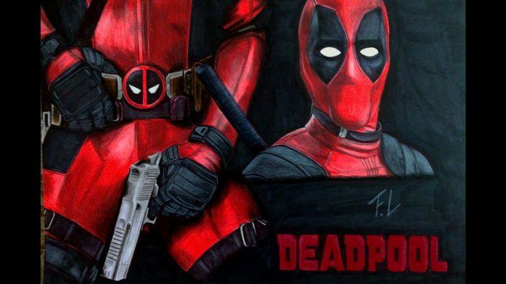 Fan art  #deadpool #marvel #DFFL