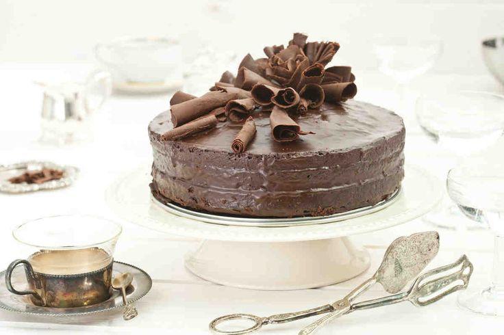Tort czekoladowy #smacznastrona #przepisytesco #tort #czekolada #tortczekoladowy #deser #sweet #pycha