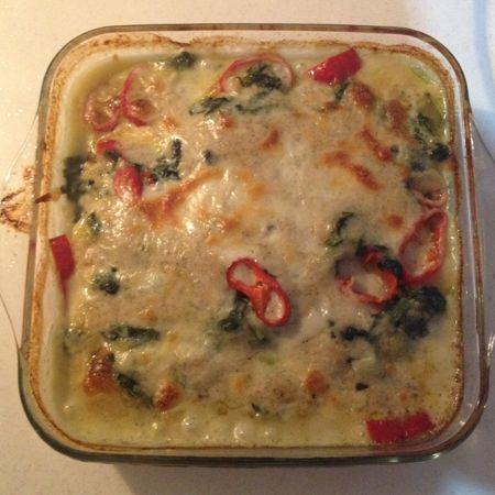 Patatesli Ispanak Graten Tarifi Nasıl Yapılır? Kevserin Mutfağından Resimli Patatesli Ispanak Graten tarifinin püf noktaları, ayrıntılı anlatımı, en kolay ve pratik yapılışı.