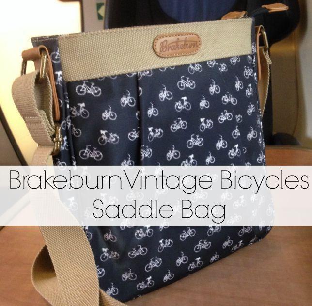 Brakeburn Vintage Bicycles Saddle Bag Review