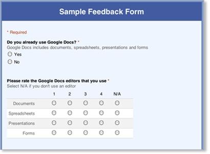Počet obrázků na téma GOOGLE CLASSROOM na Pinterestu 17 - feedback forms sample