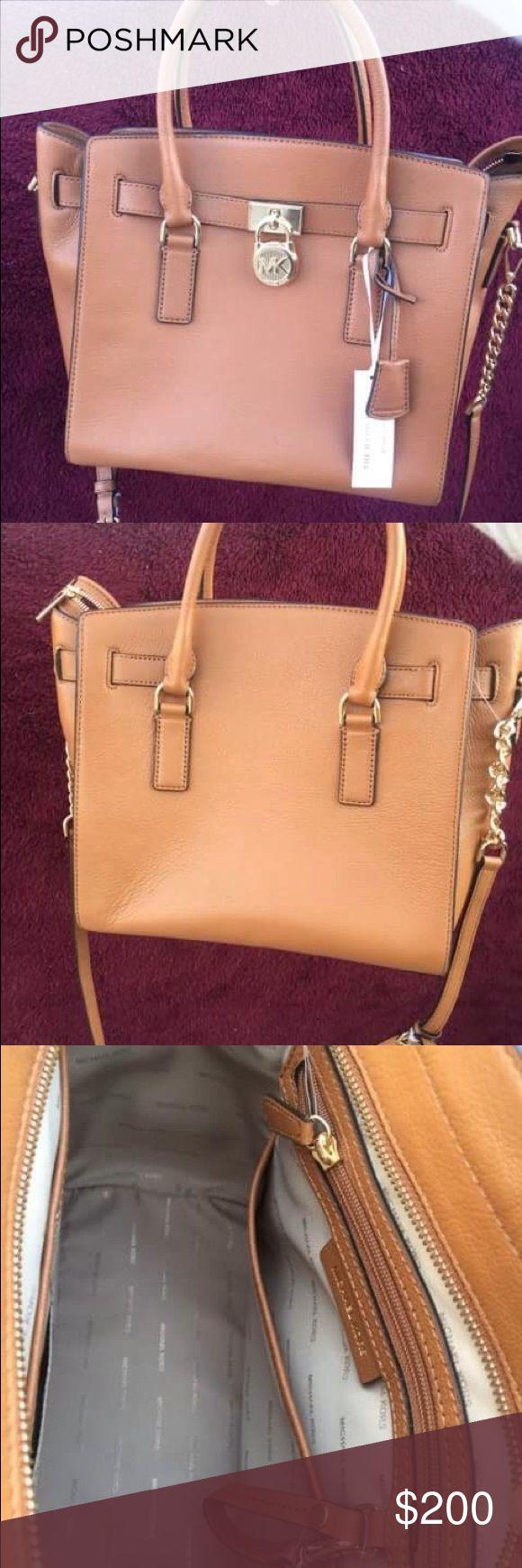 Michael Kors Handbag MICHAEL Michael Kors Studio Hamilton Large East West Satchel   Never been used. Brand new! Michael Kors Bags Satchels