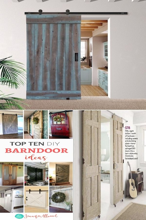 White Barn Doors For Sale Large Barn Doors For Sale Interior Barn Style Sliding Door Hardware In 2020 Barn Door Interior Barn Doors Doors