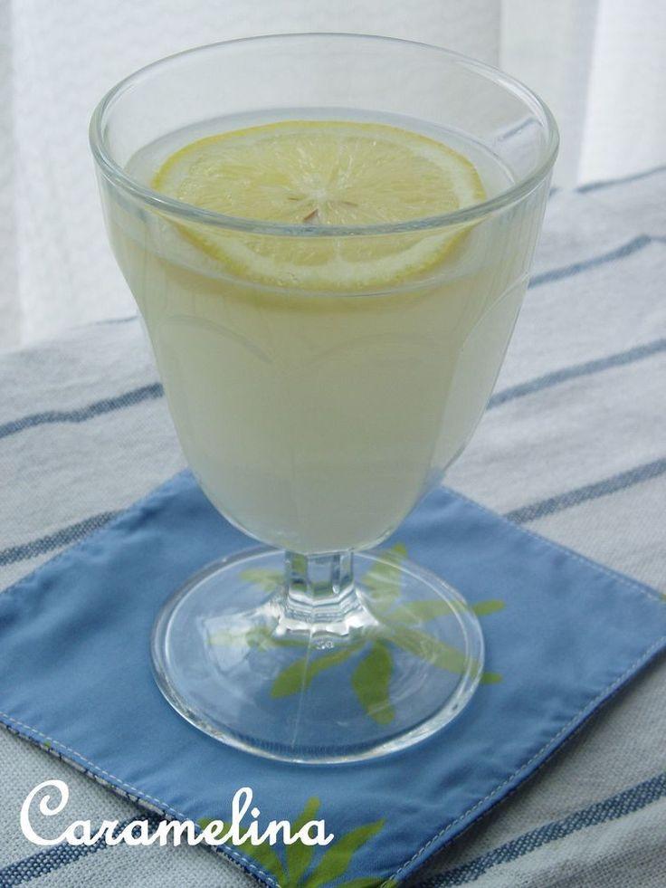 ほっとしたい時に♪はちみつホットレモン       疲れたとき・・・風邪かなと感じたとき・・・寒い夜に・・・ほのかなとろみとレモンの香りが和みます。(1/14追記あり)(2/17改訂・分量を1カップ分に見直し)【'07/1/14話題入りさせていただきました。皆さんありがとう♪ 】 キャラメリーナ    材料 (カップ1杯分) 水 1カップ コーンスターチ(or片栗粉) 小さじ2 レモン絞り汁 大さじ1 はちみつ 大さじ1/2~ レモンスライス 1枚 作り方 1 小鍋に水とコーンスターチを入れ、火にかける。 2 ふつふつしてきたら火を弱め、半透明になるまでたえずかき混ぜる。 3 半透明になり、とろみがついたら火を止める。 4 レモン汁とはちみつを好みの量入れる。 5 カップにうつし、レモンのスライスを浮かべる。 6 【1/14追記】コーンスターチの代わりに片栗粉でもOKですよ。きゅーいちゃんありがとう♪   コツ・ポイント…