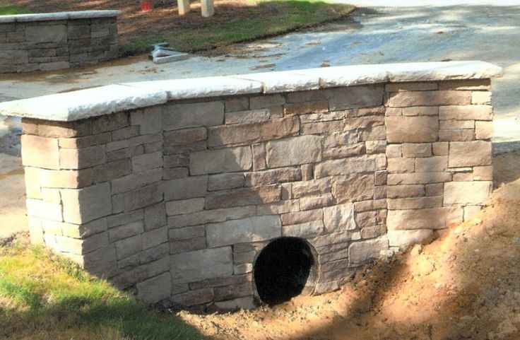 Driveway Entrance Landscaping | Raleigh Hardscapes | Retaining Walls | Pavers | Patios | Fireplaces ...