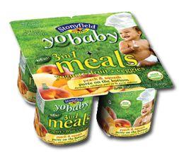 Possible FREE YoBaby Organic Yogurt on http://hunt4freebies.com
