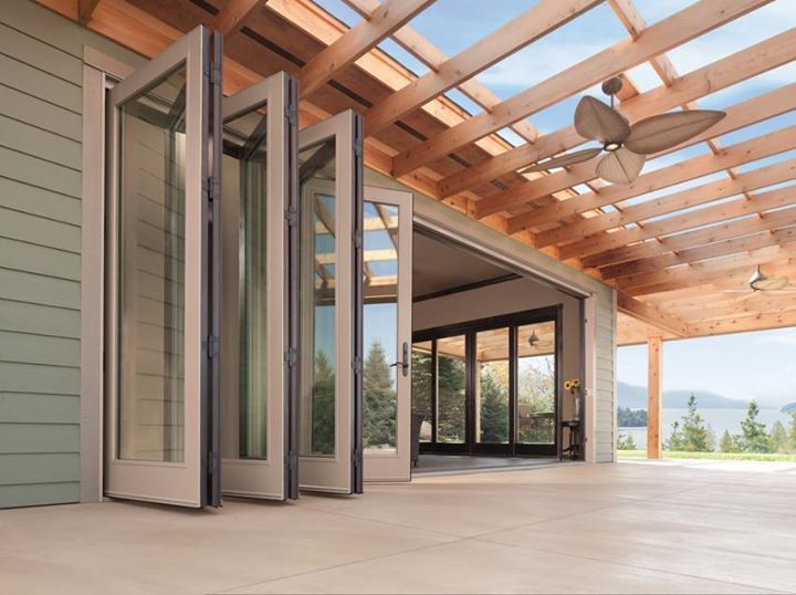Ventana Sistema Plegable Http://www.andersenwindows.com/products/folding  Outswing Door/ | Aberturas | Pinterest | Doors, Barn And Sliding Glass Door Part 45