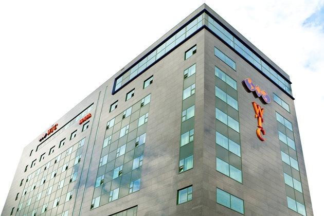 Westcord Hotel Leeuwarden  Levering tegels badkamers