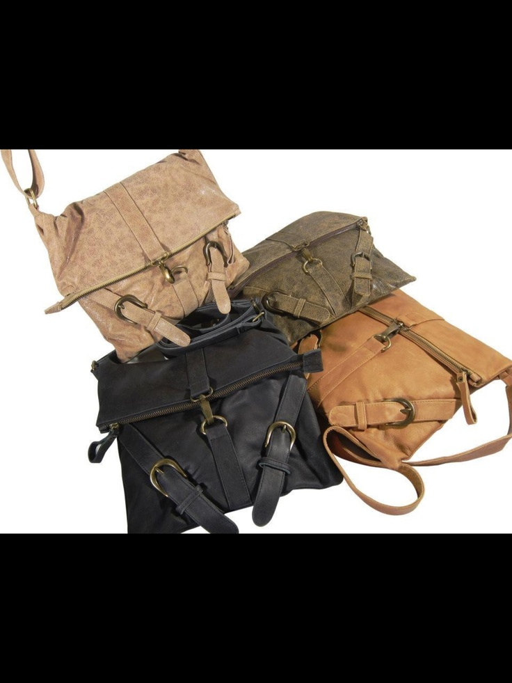ASHLEE Body Bag in distressed leather.  Imperialhyde.com.au