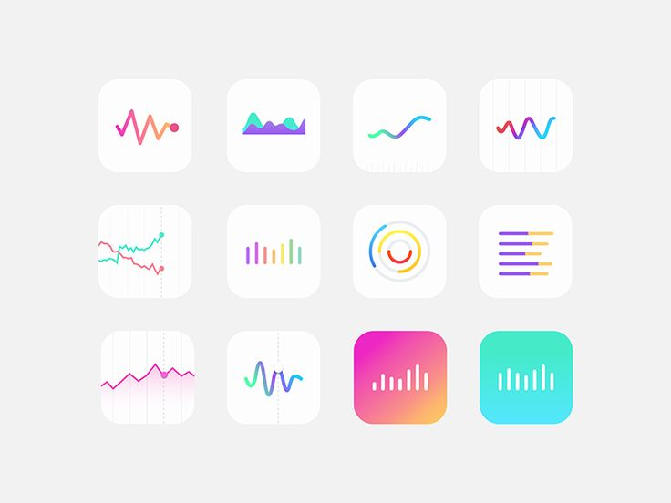 iOS Icons by Aaron Legaspi