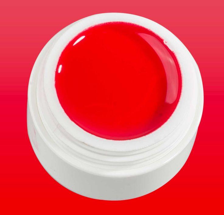 Color gel rood Classic. Mooi rood is niet lelijk.https://www.goedkoopstenagelproducten.nl/gel-nagel-producten/colorgel/color-gel-classic