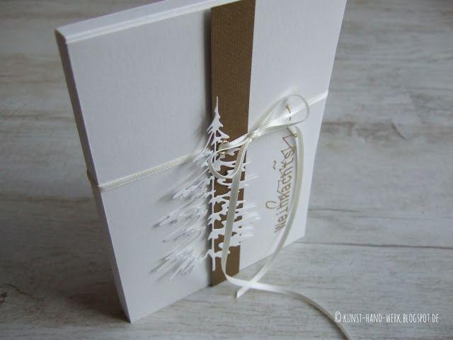kunsthandwerk im dorf weihnachtskarten pinterest. Black Bedroom Furniture Sets. Home Design Ideas
