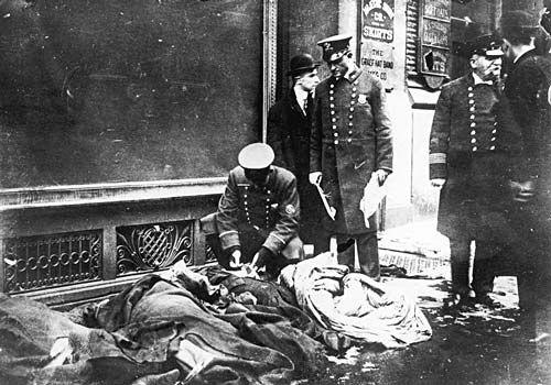 Triangle Shirtwaist Fire - 3/25/1911