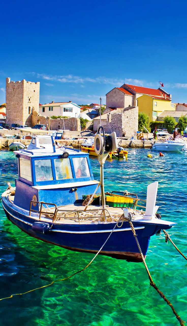 Amazing Adriatic Town of Razanac, Dalmatia, Croatia    |   15 Photos That Will Make You Fall in Love with Croatia