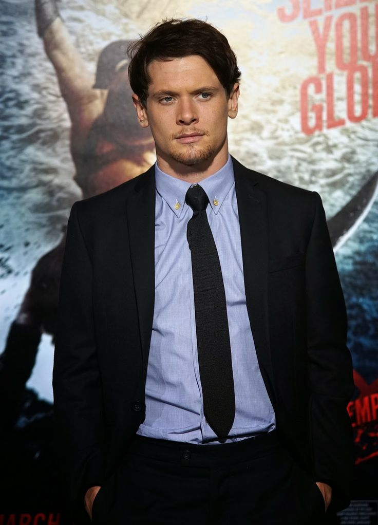 Actor Jack O'Connell attends the premiere of Warner Bros. Pictures and Legendary Pictures' '300: Rise Of An Empire'.