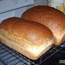 Медовый хлеб с геркулесом