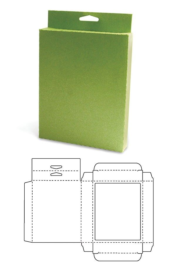 Blitsy: Template Dies- Hanging Box - Lifestyle Template Dies - Sales Ending Mar 05 - Paper - Save up to 70% on craft supplies!