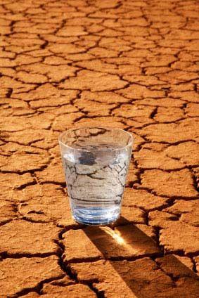 L'eau restructurée; synonyme de santé de de vie.