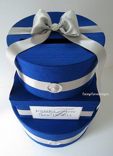 Wedding Gift Box Card Holder