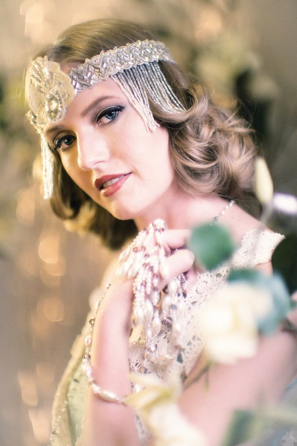 Creative photo ideas for July: 06 Shoot a Great Gatsby style portrait