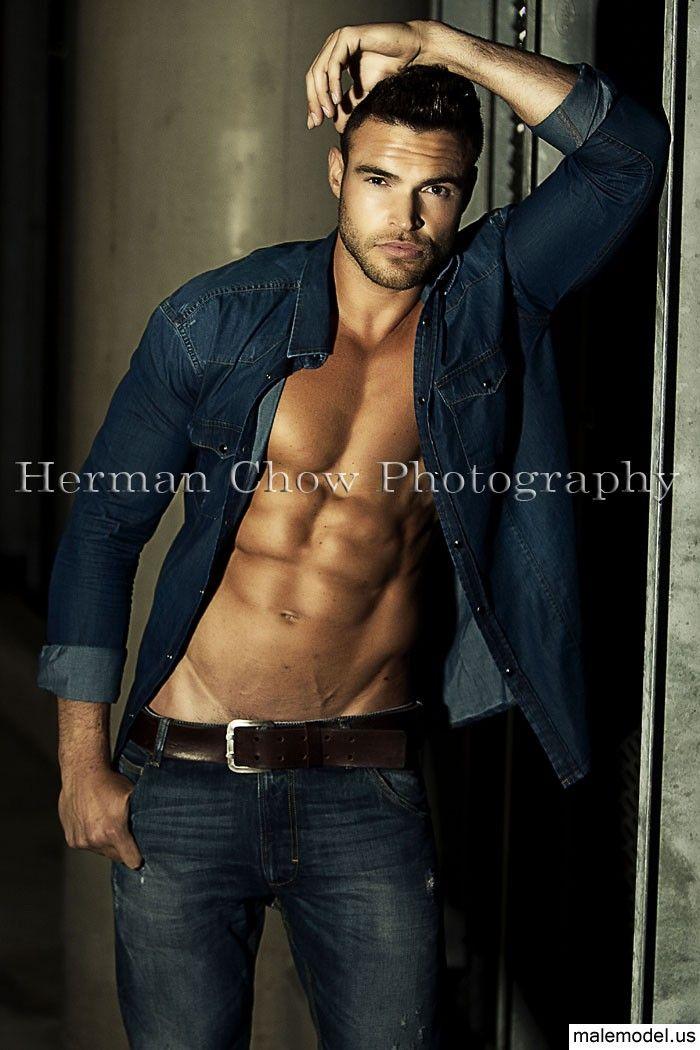 Blue jean models films nus