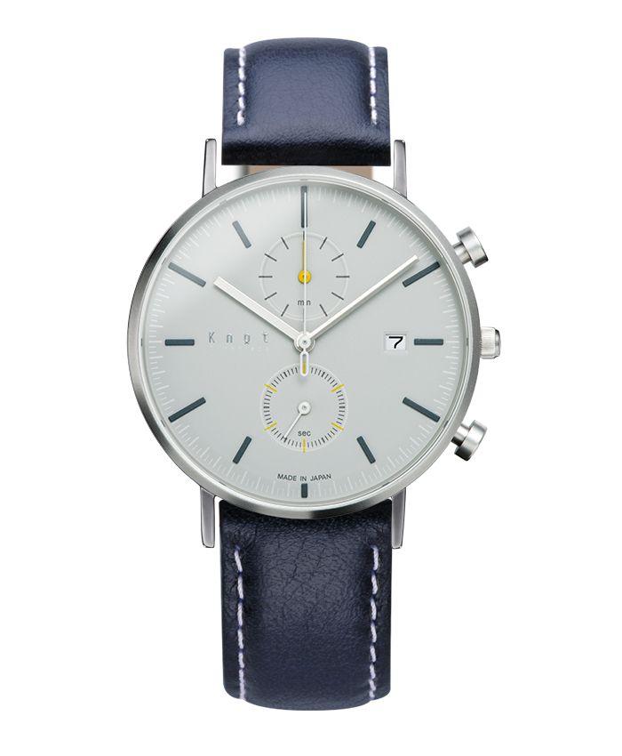 AC-39 Chronograph | KNOT(ノット) / 高品質なMADE IN JAPAN 腕時計ブランド