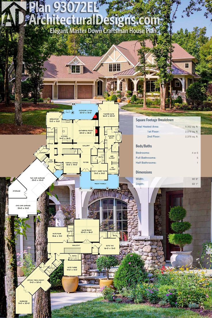 104 best craftsman house plans images on pinterest craftsman
