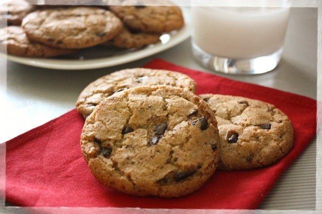 Печенье с кусочками шоколада (Chocolate Chip Cookies)