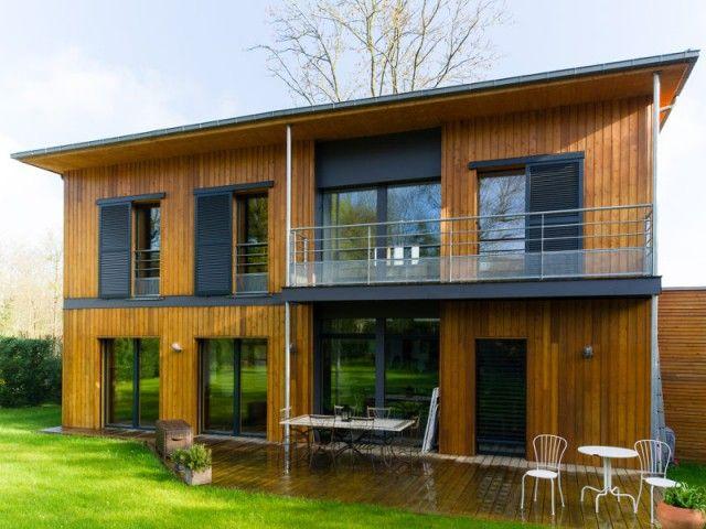 38 best Maison passive \ BBC images on Pinterest Wooden houses