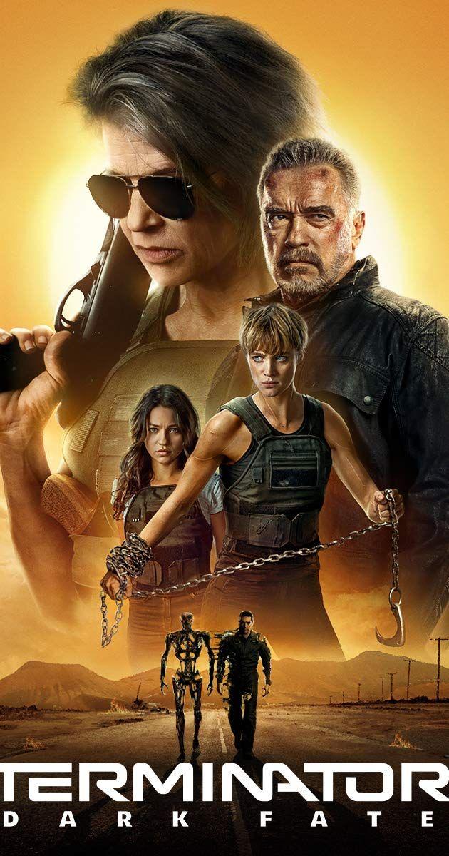 Directed By Tim Miller With Linda Hamilton Arnold Schwarzenegger