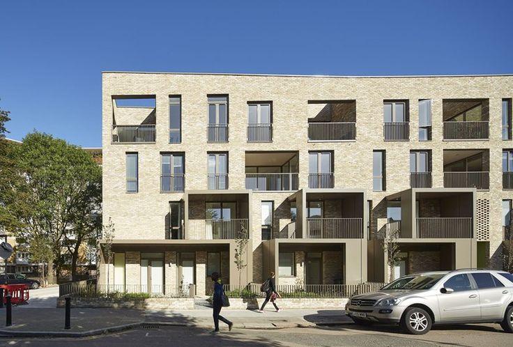 Ely Court, Città di Londra, 2015 - Alison Brooks Architects