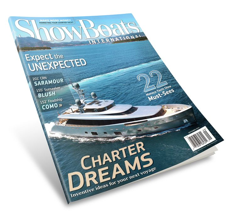 Showboats Cover
