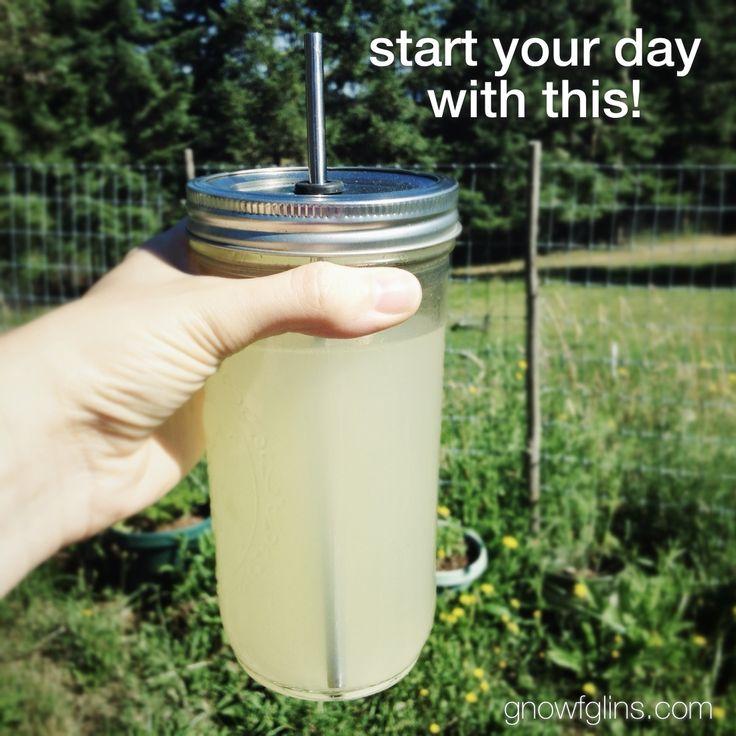 Lemonade Water